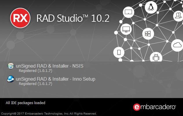 RAD & Installer - Changelog